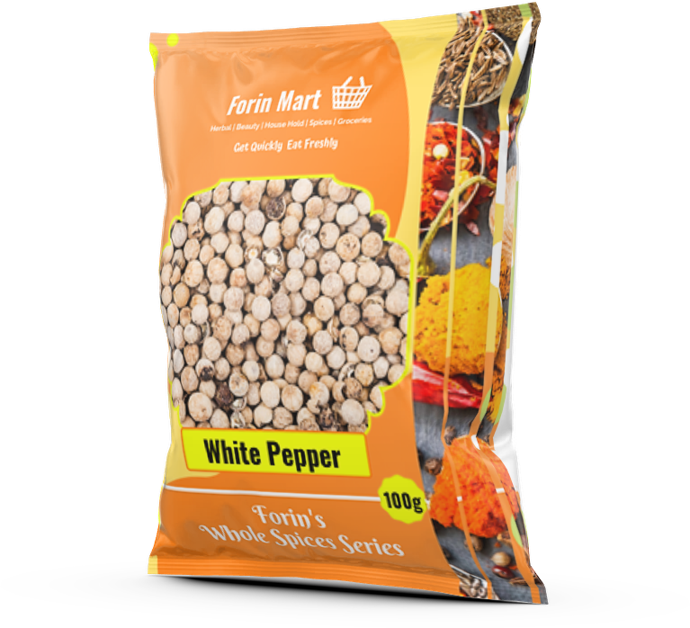 White Peppercorn 100g