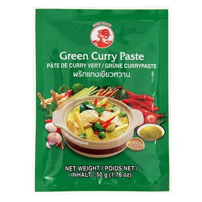 Thailand Green Curry Paste 50g