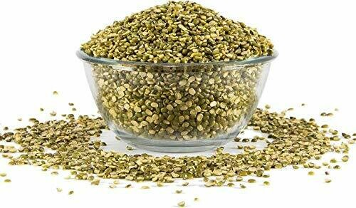 Green Gram Split (Moong Dal Chilka)​ 印度綠豆2KG