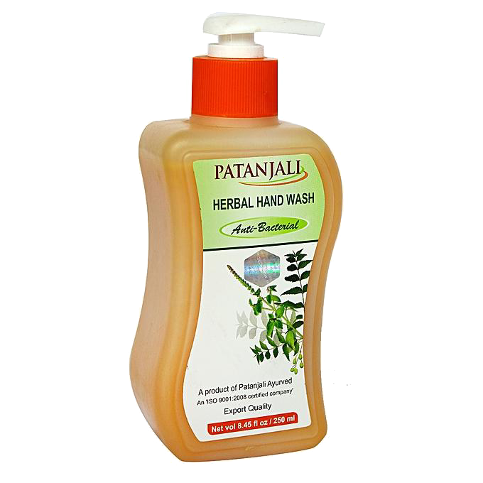 Patanajli Herbal Hand Wash 250mL