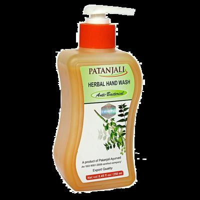 Patanajli Herbal Hand Wash 250mL