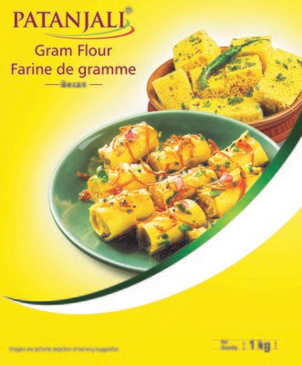 Patanjalil Besan Gram Flour 1Kg