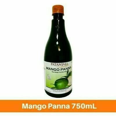 Patanjali Mango Panna Sharbat750mL