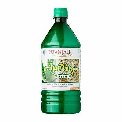 Patanjali Aloevera Juice (plain) 1L