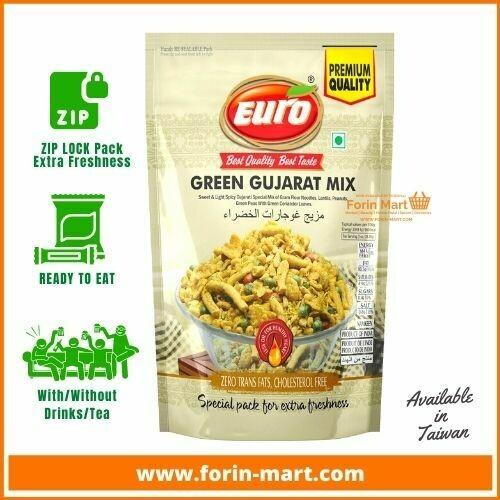 Green Gujarat Mixture 150g