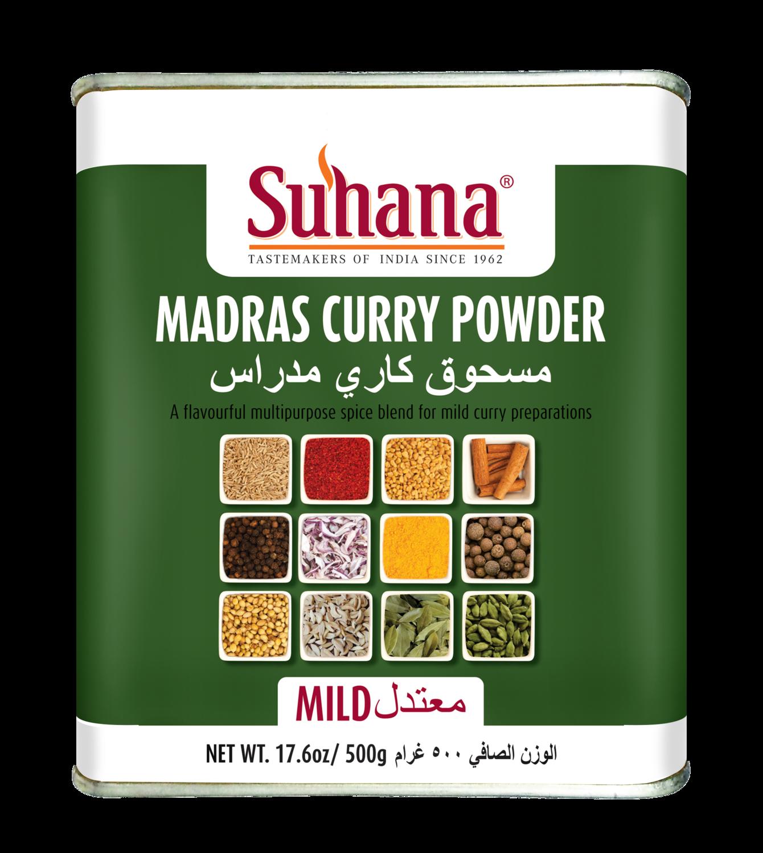 Madras Curry Powder (Mild)250gm