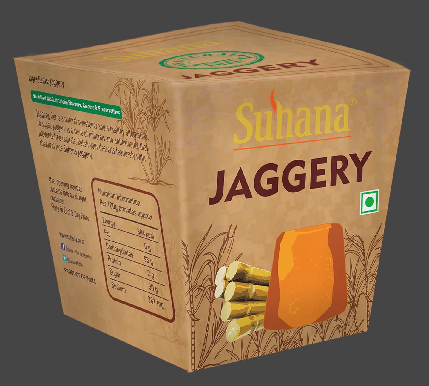 Jaggery 450g (Indian Desi Gud)