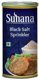 Indian Black Salt Sprinkler 100g