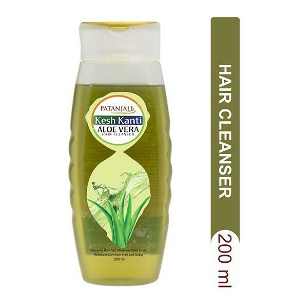 Patanjali Aloevera Shampoo 200mL