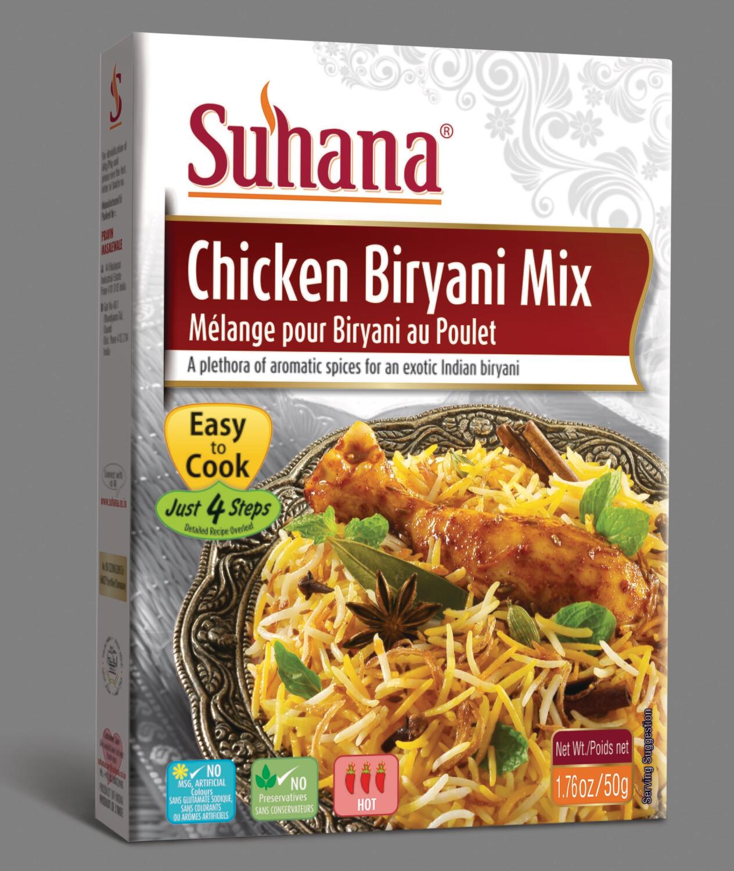 Chicken Biryani Mix  50 gm