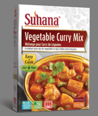 Vegetable Curry Mix 80g