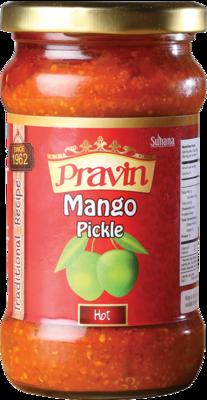 Indian Mango Pickle 300g