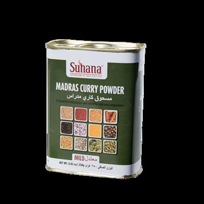 Madras Curry Powder (Mild) 250gm