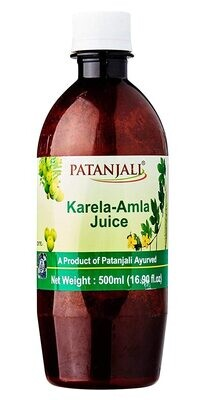 Patanjali Amla-Karela Juice 500ml