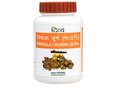 Patanjali Triphala Churna 100g