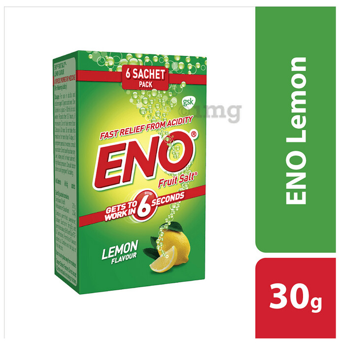 ENO LEMON  30g (5g X 6 Sachets)