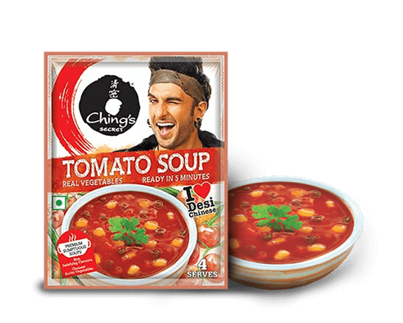 Ching's Instant Tomato Soup 15g