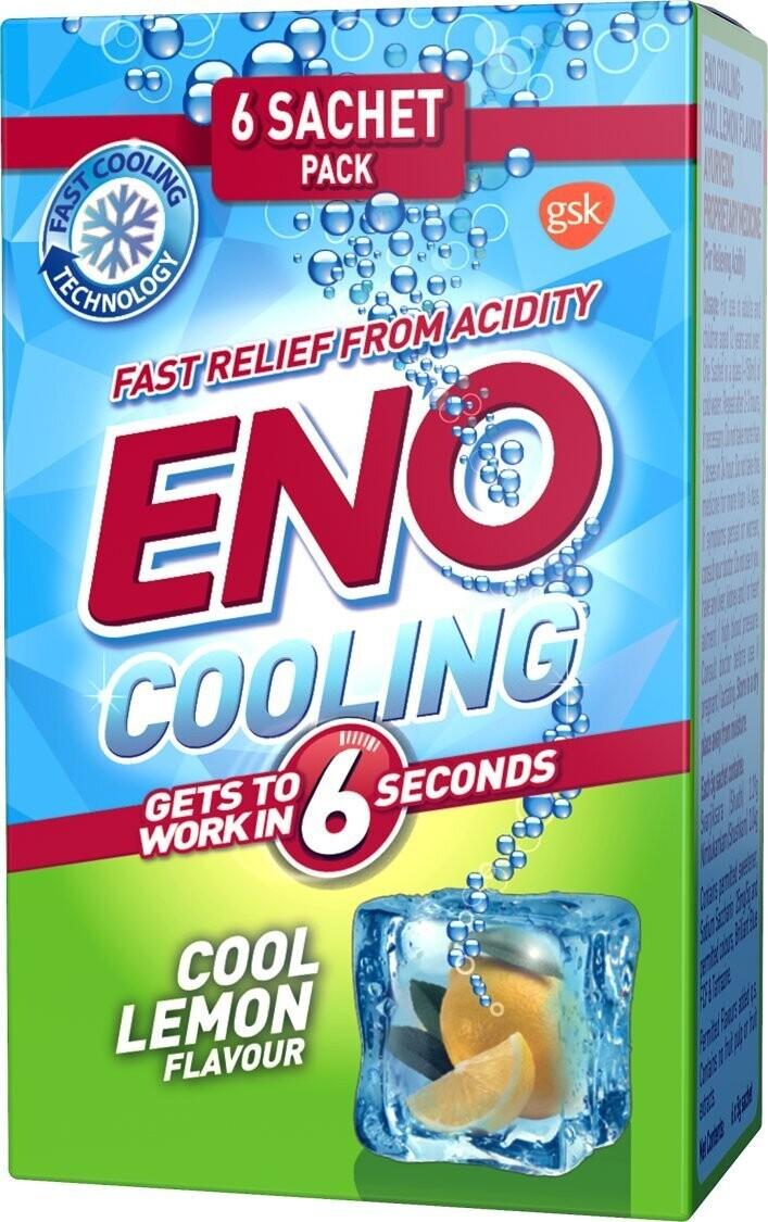 ENO COOL 30g (5g X 6 Sachets)