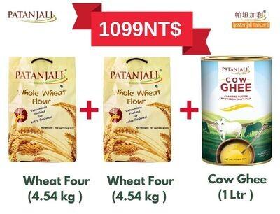 Combo (Wheat Flour + Ghee)