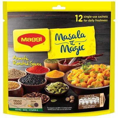 Maggi Masala Magic 72g (6g*12)