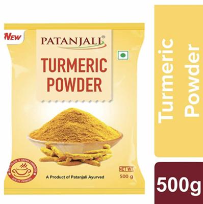 Patanjali Turmeric Powder 500g