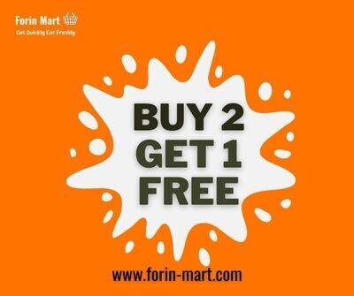Jeera Khakhra  180g (Buy 2 Get 1 Free)