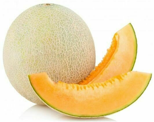 ROCKMELON LARGE CUT (HALF)