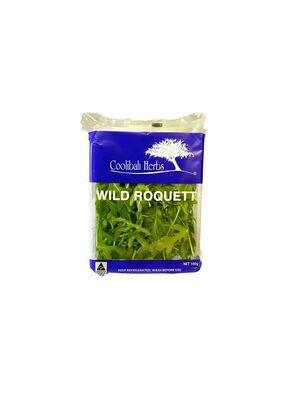 SALAD - WILD ROQUETTE - PRE PACK 200G