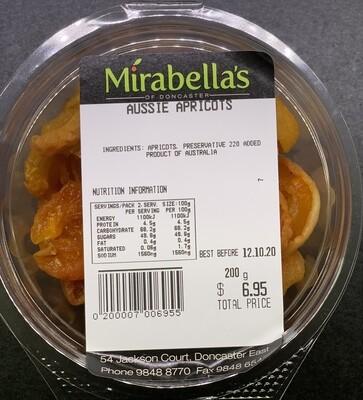 Aussie Apricots (200g)