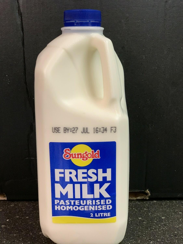 Fresh Milk (2 litres)