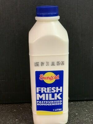 Fresh Milk (1 litre)