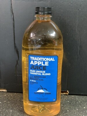 Traditional Apple Juice (2 litre)