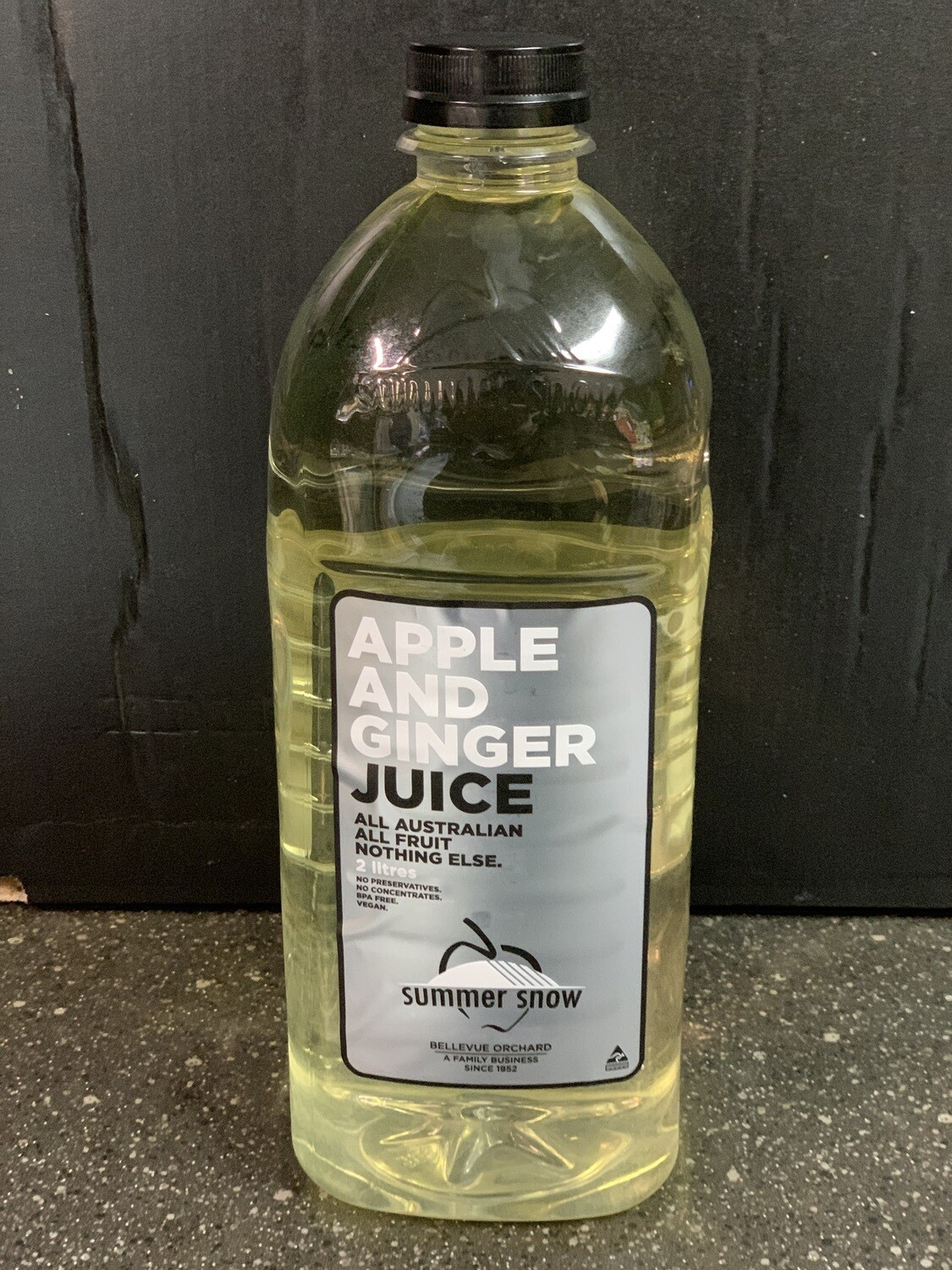 Apple and Ginger Juice (2 litre)