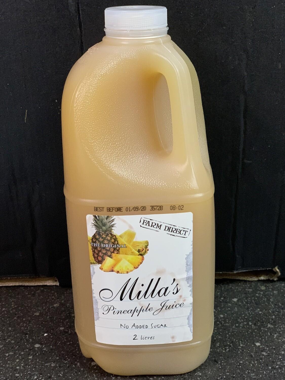 Pineapple Juice  - 2 Litre