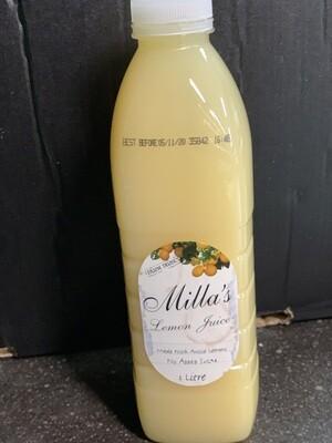 Lemon Juice (1 litre)