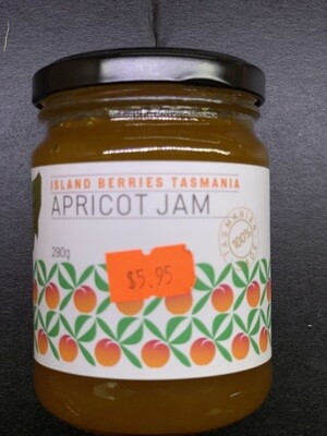 Apricot Jam 290g