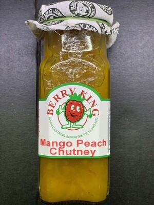Mango Peach Chutney (295g)