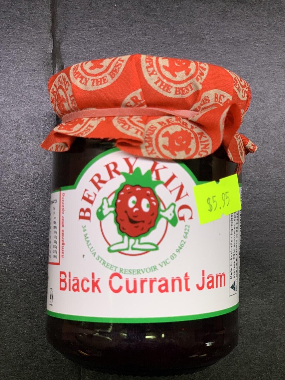Black Currant Jam (300g)