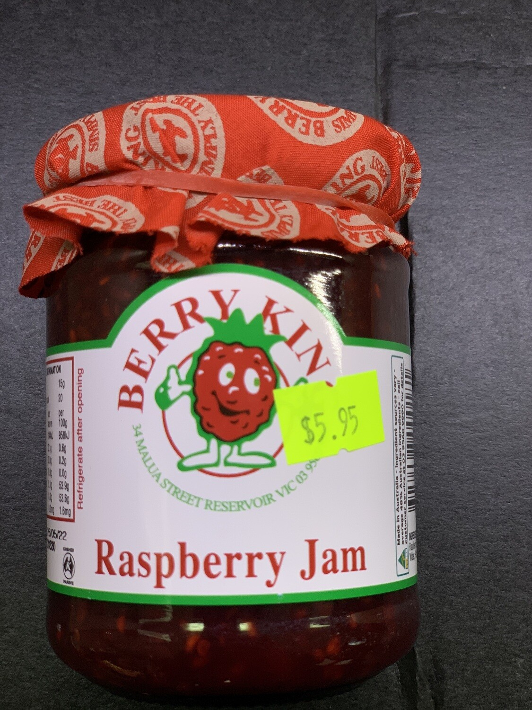 Raspberry Jam (300g)