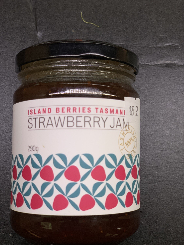 Strawberry Jam (290g)