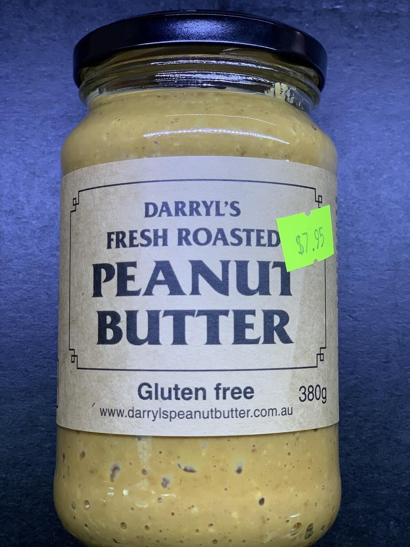 Gluten Free Peanut Butter (380g)