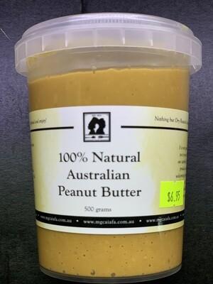 Australian Peanut Butter (500g)