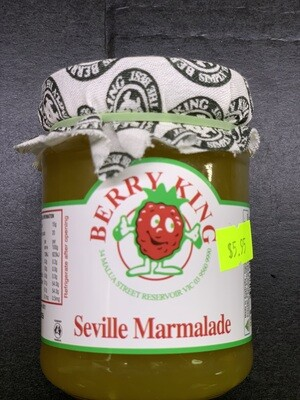 Seville Marmalade (300g)