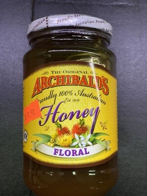Floral Honey (500g)