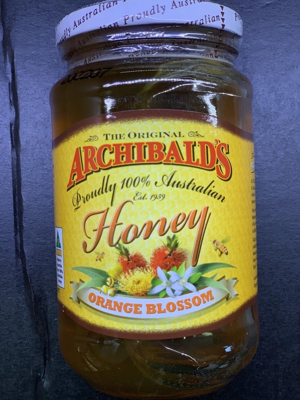 Orange Blossom Honey (500g)