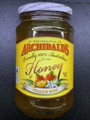 Yellow Box Honey (500g)