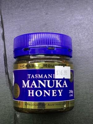 Tasmanian Manuka Honey (250g)