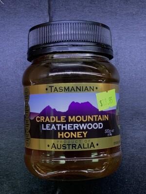 Leatherwood Honey (500g)