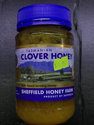 Tasmanian Clover Honey (500g)