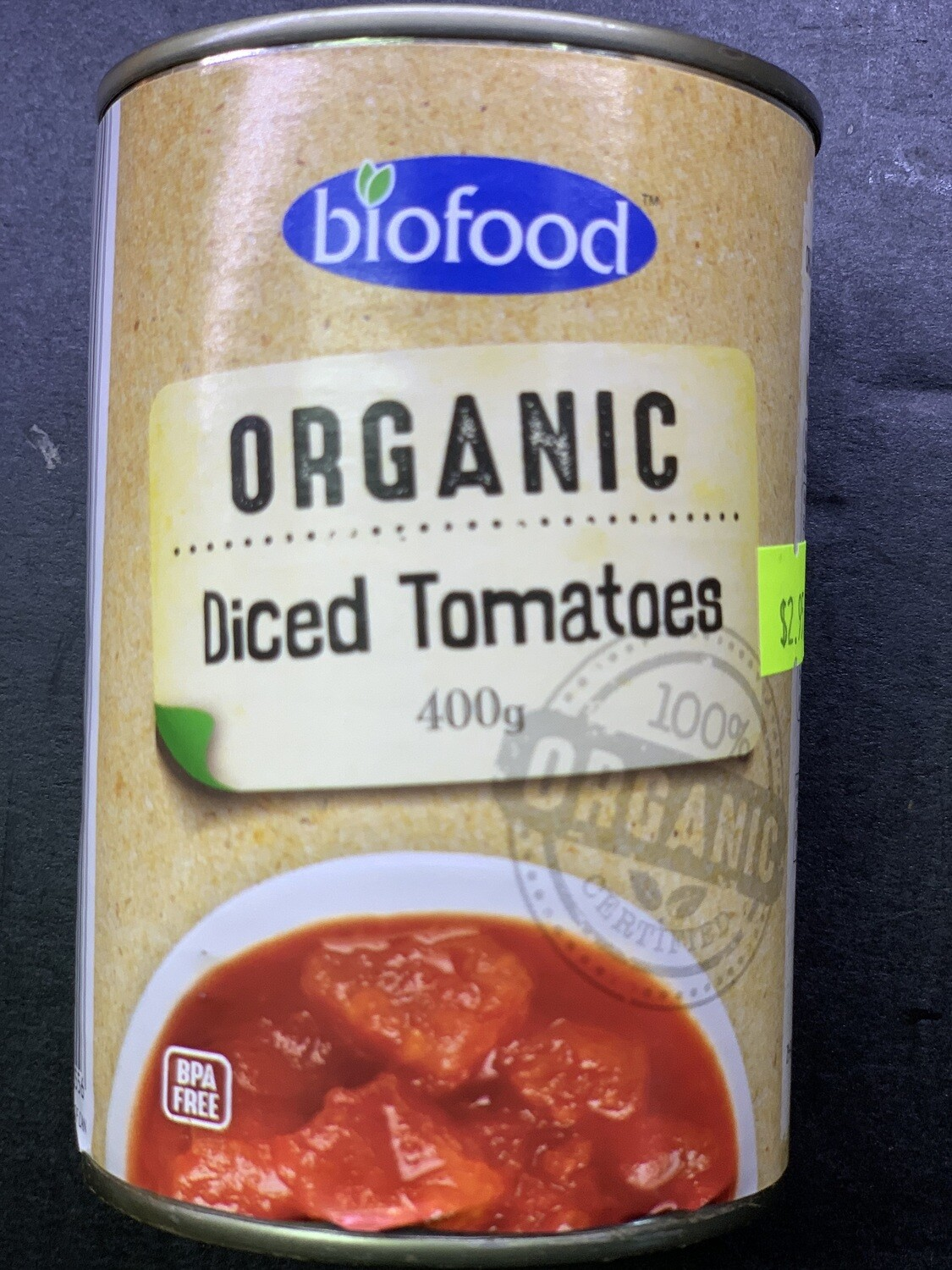 Diced Tomatoes (400g)